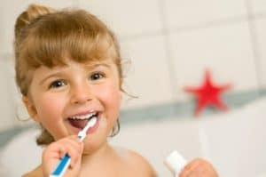 dentiste avant la rentrée scolaire