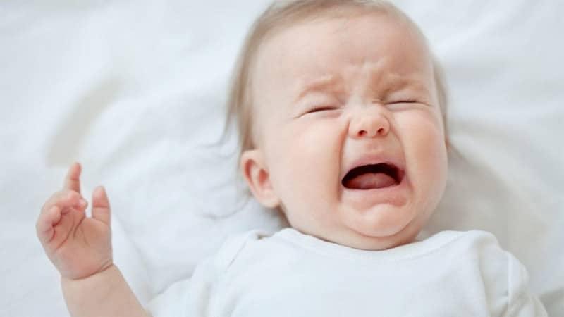 Les coliques : comment apaiser son bébé ?